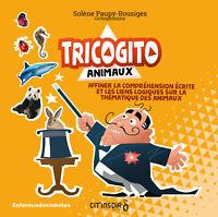 1 TRICOGITO Animaux - support orthophonique NEUF DESTOCKE