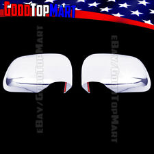 For Dodge DAKOTA 2005 2006 2007 2008 2009 2010 Chrome FOLDING Mirrors Covers 2PC
