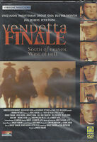 Dvd **VENDETTA FINALE** con V.Vaughn B.Fonda Billy B.Thornton P.Fonda nuovo 2000