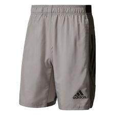 Pantalones cortos de hombre adidas color principal gris