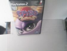 SPYRO - ENTER THE DRAGONFLY 2002 PLAYSTATION Game Complete