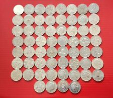 50c - Australian 50 cent coin collection - full set 1966 - 2016 Circulated.