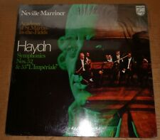 Marriner HAYDN Symphonies No.52 & 53 - Philips 6500 114 SEALED
