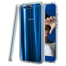 For Huawei Honor 9 - Tough Thin Clear TPU Gel Case Cover Skin