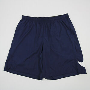 Tampa Bay Rays Nike Dri-Fit Athletic Shorts Men's Navy Used