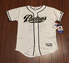 Craig Kimbrel San Diego Padres Majestic Jersey Youth Medium New With Tags