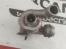 TURBOCOMPRESSORE RIGENERATO FIAT / ALFA / LANCIA 1900 JTD 85KW 55205177