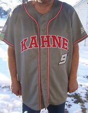 Kasey Kahne #9 NASCAR Racing Jersey Chase Authentic Dodge Logo Mens Large