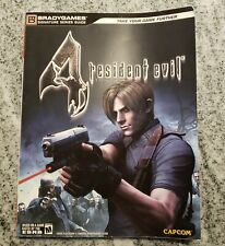 Resident Evil 4 Bradygames Official Strategy Game Guide Playstation 2 Version