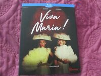 "BLU-RAY ""VIVA MARIA"" Brigitte BARDOT, Jeanne MOREAU / Louis MALLE"