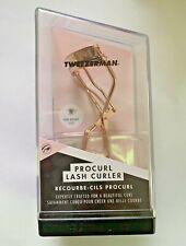 TWEEZERMAN ROSE GOLD PROCURL LASH CURLER- NEW IN BOX
