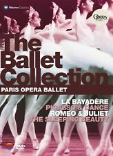 The Ballet Collection Paris Opera Ballet (2012) 4-Dvd New/Sealed