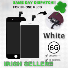 IPhone 6 Screen Replacement White Assembly With LCD Touch Display  AAA++++
