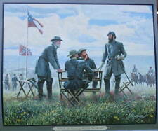 """""""I Will Be Moving Within The Hour"""" Mort Kunstler Civil War"""