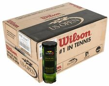 Wilson - WRT106200 - CASE of US Open Extra Duty Tennis Ball - 24-Can/72 Balls