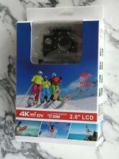 Motion Pro Vision BLACK 120º Action Camera 8-Megapixel Sony IMX179 sports gopro