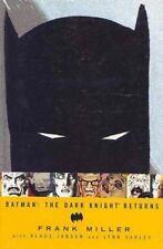 Batman: The Dark Knight Returns by Frank Miller (2002, Paperback)