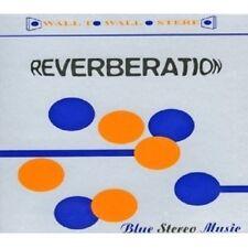 Reverberation-BLUE Stereo Music CD Merce Nuova