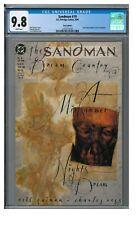 Sandman #19 (1990) Error Variant Gaiman Vertigo CGC 9.8 EA280