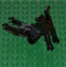 LEGO nero moto / ciclo telaio / frame lungo Carenatura Mounts (50859). NUOVO