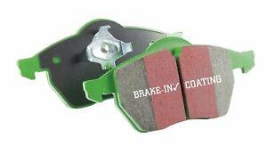 EBC Brakes DP22201 Greenstuff 2000 Series Sport Brake Pads