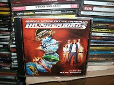 THUNDERBIRDS,HANS ZIMMER,FILM SOUNDTRACK