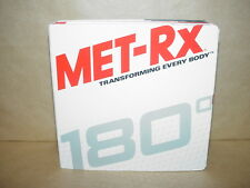 Met-Rx 180 Full Program 12 Dvd Set Transforming Every Body