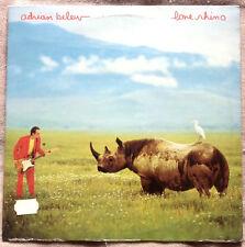 ADRIAN BELEW / LONE RHINO - LP (Italy 1982) SIGILLATO / SEALED