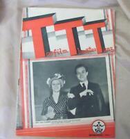 1930s VINTAGE AUSTRIAN MAGAZINE – TONFILM THEATER TANZ