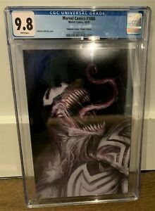 Marvel Comics #1000 CGC 9.8 Gabriele Dell'Otto Virgin Variant LTD 600 Copies