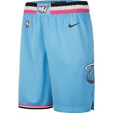 Brand New Nike NBA 2019-2020 Miami Heat City Edition Swingman Performance Shorts