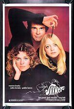 SHAMPOO * CineMasterpieces MOVIE POSTER 1975 HAIR STYLE HAIRSTYLE SALON LHDC