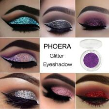 PHOERA Shimmer Eye Glitter Eyeshadow Lasting Makeup Beauty Cosmetics 8 Colors