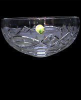 """Waterford Crystal Classic Lismore 9"""" Bowl"""