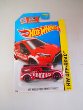 Ford Transit Connect Hot Wheels 2013 1/64 98/250