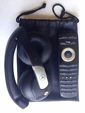 2014-2015 Mercedes Headphone DVD Wireless Rear Entertainment Digital Audio OEM