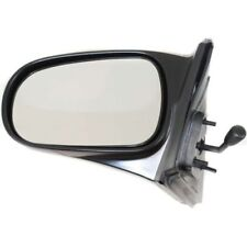 For Civic 96-00, Driver Side Mirror, Textured Black