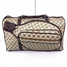 Gucci Vintage 70's Tennis Duffle Bag Rare Authentic Gym