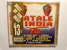 NATALE IN INDIA  -  COLONNA SONORA  -  CD 2003  NUOVO E SIGILLATO