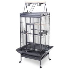 2016 Style Bird Cage Large Play Top Parrot Finch Cage Macaw Cockatoo Pet Supply