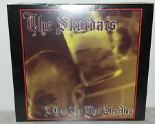 CD SKOIDATS - A CURE FOR - DELUXE - NUOVO NEW