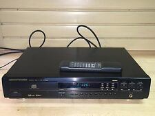 Marantz Compact Disc Player Model CD-63SE-Tested Good  Remote is Included