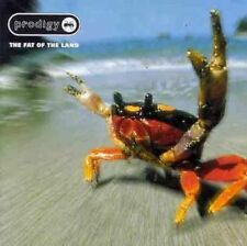 THE PRODIGY The Fat of the Land CD