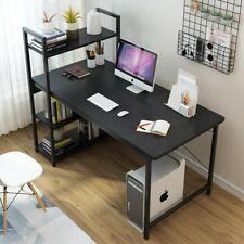 More details for 120cm large computer desk pc laptop table corner home office workstation gaming