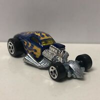 Hot Wheels Blue 1/4 Mile Coupe Mystery 1:64 Scale Diecast Toy Car Model Mattel