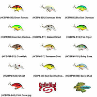 Strike King Crankbait (HCBPM) Bitsy Minnow Any 13 Color Crappie Trout Lures