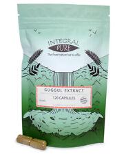 Guggul (Veggie) Capsules | 1350mg Capsules | Guggul 3:1 Extract Powder
