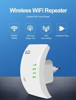 Amplificateur  Répéteur Wifi Sans fil  Signal 300mbps Compatible toutes Box