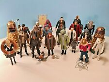 """DOCTOR dr WHO FIGURES ( with accessories ) 5"""" SIZE. MULTILISTING , combine post"""