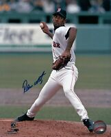 Ramon Martinez Signed 8X10 Photo Autograph Boston Red Sox Auto w/COA